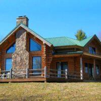 WOODguard Log Home by Log Pro 2