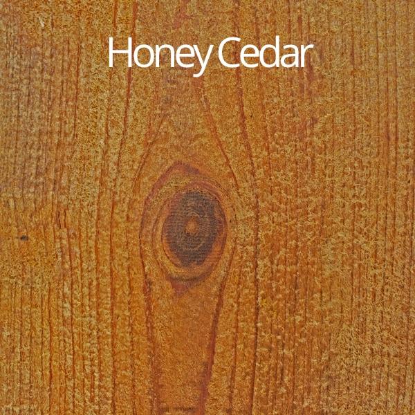 honey cedar