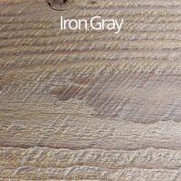 iron gray