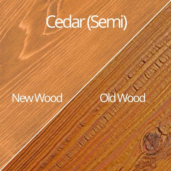 Cedar (Semi)